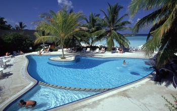 Paradise Island bazen